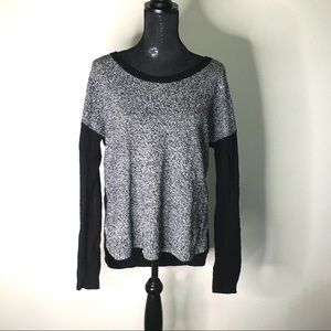 Madewell Hi-Lo Knit Sweater